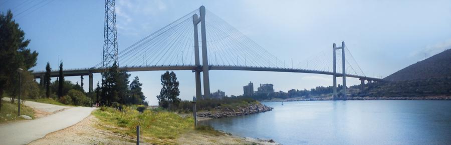 Η υψηλή γέφυρα της Χαλκίδας