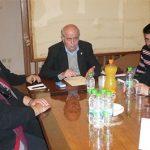Συνάντηση του Δημάρχου με τη Διοίκηση της ποδοσφαιρικής ομάδας του Α.Ο. Χαλκίς