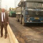 Ασφαλτόστρωση δρόμων σε διάφορες περιοχές της Δημοτικής Ενότητας Ν. Αρτάκης