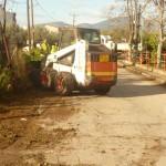 Εκστρατεία καθαρισμού στην συνοικία Χαραυγής