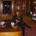 Συνέντευξη του δημάρχου Χαλκιδέων στο Extra