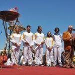 """""""Κομμάτι του Πολιτισμού μας αποτελεί η Ολυμπιακή Φλόγα"""" δήλωσε ο Δήμαρχος Χαλκιδέων"""