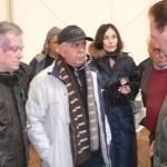Στους πρόσφυγες της Ριτσώνας ο δήμαρχος Χαλκιδέων