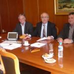 Συνάντηση με τον Δημήτρη Βίτσα είχε ο δήμαρχος Χαλκιδέων