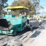 Ασφαλτοστρώθηκε ο δρόμος στο Πάρκο του Λαού
