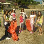"""ΠΛΑΖ Σουβάλα - Περιβαλλοντική δράση """"Clean up the Med"""""""