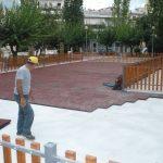 Σύγχρονη Παιδική Χαρά στην Πλατεία Δέλτα