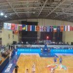 Εξελίσσεται με επιτυχία το Πανευρωπαϊκό Πρωτάθλημα Νέων Ανδρών