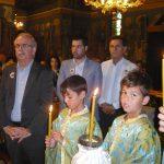 Στην γιορτή των Αποστόλων Πέτρου και Παύλου ο Δήμαρχος Χαλκιδέων