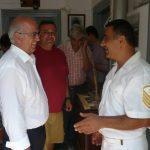 Στο φάρο της '' Κακής Κεφαλής '' ο δήμαρχος Χαλκιδέων