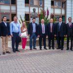 Wuhan Delegation Visits the City of Chalkida