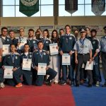 Armed and Security Forces Tae Kwon Do Championship in Chalkida