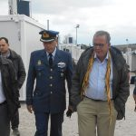 Inauguration of Ritsona Refugee Center