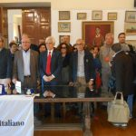 Visit from the delegation of Reggio Calabria of Italy to the City of Chalkida