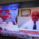 Ο δήμαρχος Χαλκιδέων στην ΕΡΤ για την εφαρμογή των συστημάτων