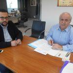Ξεκινούν τα έργα αποχέτευσης ομβρίων σε περιοχές της Χαλκίδας