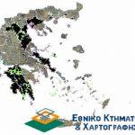 Ανάρτηση δασικών χαρτών από το Εθνικό Κτηματολόγιο, με δικαίωμα ένστασης έως 6/4/2017