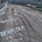 Συντήρηση αγροτικών δρόμων στη Δημοτική Ενότητα Ν. Αρτάκης