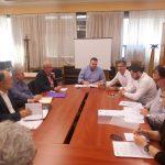 Σύσκεψη στο Υπουργείο Υγείας για το νέο Νοσοκομείο Χαλκίδας