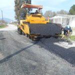 Συνεχίζονται οι ασφαλτοστρώσεις στον Δήμο Χαλκιδέων