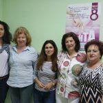 Στο Συμβουλευτικό Κέντρο Γυναικών του Δήμου, η Γ.Γ. Ισότητας των Φύλων