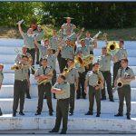 Η Big Band της Στρατιωτικής Μουσικής Φρουράς Αθηνών σε συναυλία στη Χαλκίδα