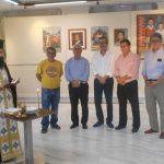Εντυπωσιάζει η Έκθεση Αγιογραφίας στο Δημαρχείο της Χαλκίδας