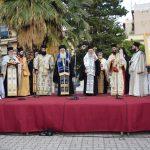 Ο λαός της Χαλκίδας υποδέχθηκε την εικόνα της Μεγάλης Παναγιάς