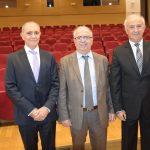 Βραβεύθηκαν για την προσφορά τους οι Κωνσταντίνος Ζιαζιάς και Γεώργιος Γιακουμάκης.