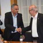 Συνεδρίαση της ΠΕΔ Στερεάς, παρουσία του Υπουργού Εσωτερικών