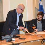 Υπογράφηκε η σύμβαση για την οριστική μελέτη κατασκευής της Αγοράς Χαλκίδας.