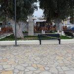 Ανανεώθηκε ριζικά η Κεντρική Πλατεία στον Φάρο Αυλίδας