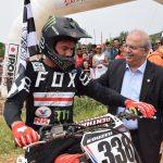 Εντυπωσίασε ο 4ος αγώνας του Πρωταθλήματος Motocross