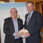 Επίσκεψη εργασίας του Πρέσβη της Ουγγαρίας στην Ελλάδα στον Δήμο Χαλκιδέων