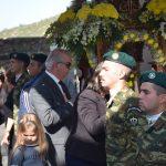 Ολοκληρώθηκαν οι εκδηλώσεις στην Ιερά Μονή Αγίου Γεωργίου Αρμά