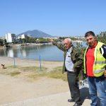 Εκστρατεία καθαρισμού ακτών από τη Διεύθυνση Καθαριότητας του Δήμου Χαλκιδέων