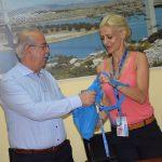 Ξεκινά στο Κλειστό Κανήθου το Διεθνές Meeting Ρυθμικής Γυμναστικής
