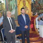 Aντιπροσωπεία του Δήμου Χαλκιδέων στις εκδηλώσεις στη μνήμη του Οσίου Ιωάννου του Ρώσσου