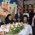 Συνάντηση Δημάρχου Χαλκιδέων με τον Οικουμενικό  Πατριάρχη