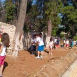 Δενδροφύτευση στο Παλιό Κοιμητήριο με την συμμετοχή μαθητών