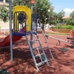 Ουσιαστικές παρεμβάσεις του Δήμου Χαλκιδέων στον παιδότοπο της Αγίας Μαρίνας