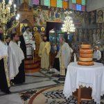 Πανηγυρικές εκδηλώσεις στον Ιερό Ναό της Αγίας Μαρίνας στη Χαλκίδα