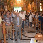 Πανηγυρίζει σήμερα ο Ιερός Ναός Μεταμόρφωσης του Σωτήρος στη Δροσιά