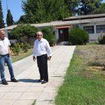 Επίσκεψη Δημάρχου Χαλκιδέων στο ΚΕΓΕ Ν. Αρτάκης