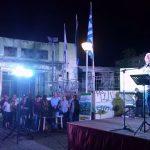 Ομιλία Δημάρχου Χαλκιδέων Χρήστου Παγώνη για τη Δημοτική Αγορά Χαλκίδας
