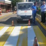 Διαβάσεις πεζών με σύγχρονες προδιαγραφές κατασκευάζει ο Δήμος Χαλκιδέων