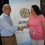 Ορκωμοσία συμβούλου της Δημοτικής Κοινότητας Ν. Αρτάκης