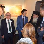 Στα εγκαίνια του Μουσείου Μικρασιατικού Πολιτισμού ο Δήμαρχος Χαλκιδέων Χρήστος Παγώνης