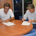 Υπογράφηκε σύμβαση για τις διαβρώσεις στον Βιολογικό της Χαλκίδας