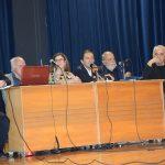 Στην παρουσίαση του βιβλίου του Κ. Χαϊνά ο Δήμαρχος Χρήστος Παγώνης.